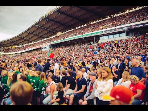 Sound of football (Gothia Cup)
