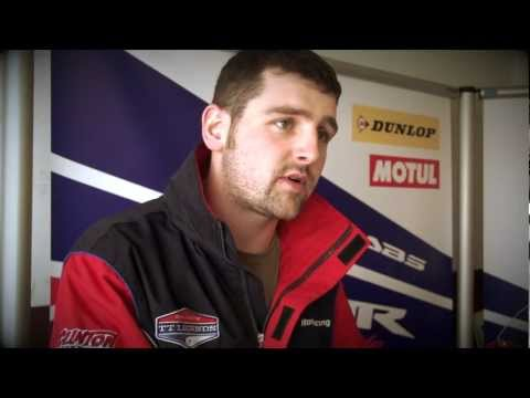 Michael Dunlop joins the Honda TT Legends