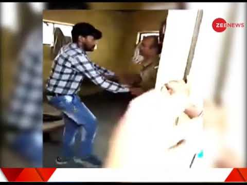 Morning Breaking: Corrupt Bihar Police ASI caught taking bribe on camera