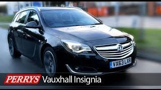 Vauxhall Insignia Sports Tourer | Review and Roadtest (2013)