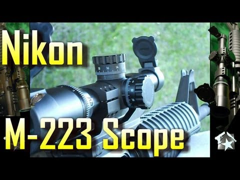 Nikon M-223 Scope Review