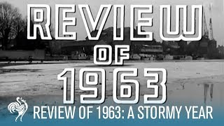 Review Of 1963: The Space Race to the JFK Assassination | British Pathé