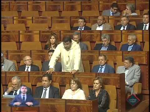 النائب البرلماني محمد أبودرار يناقش موضوع العقار بالبرلمان
