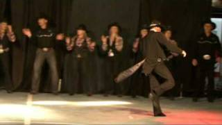 NICOLA VITALE SHOW (ACHY BREAKY COUNTRY DANCE)