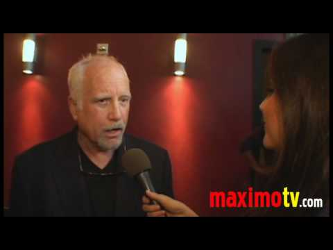 Richard Dreyfuss Interview at