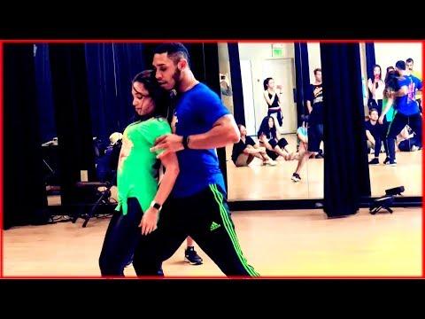William Teixeira & Paloma Alves - Zouk Dance Demonstration - ZoukMe SF 2017