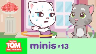 Talking Tom and Friends Minis - Diet Plan (Episode 13)