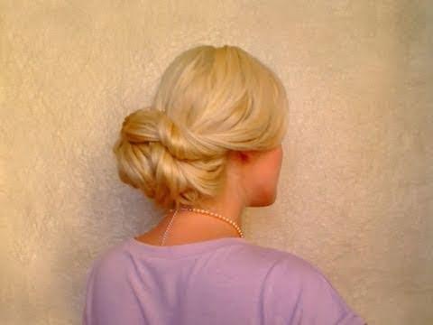 Wedding hairstyles for long hair tutorial Easy elegant - 1920S Hairstyles For Long Hair