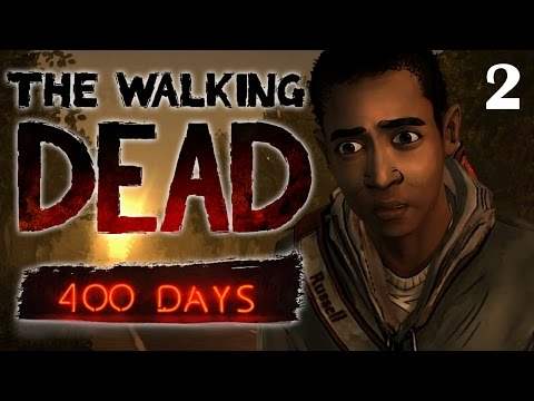 Russels Story - The Walking Dead Season 400 Days Ep2 video
