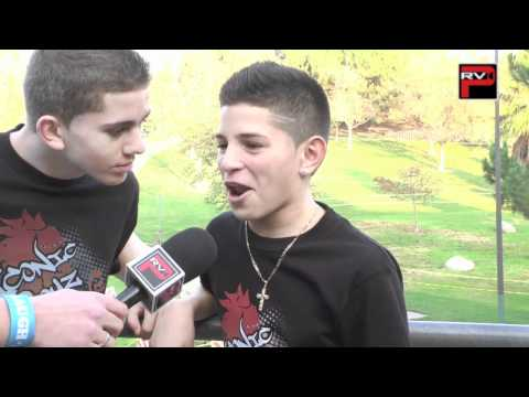 Iconic Boyz Speed Round 10 Questions 1 Word Answers With Chris Trondsen video