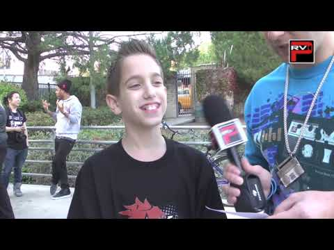 Iconic Boyz speed round 10 questions 1 word answers with Chris Trondsen