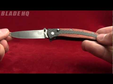 Benchmade 482 Megumi Nak-Lock Folder Review