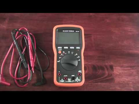 Review Klein Tools MM1000 digital multimeter
