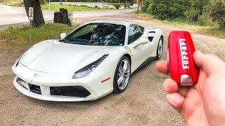What It's Like To Drive The NEW Ferrari 488 GTB! (POV)
