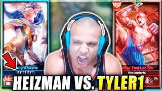 FOUND TYLER1 IN SOLO QUEUE ON STREAM | He Made Scripting Accusations - League of Legends