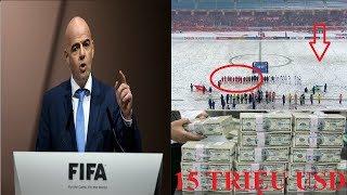 FIFA Pha.t Chủ Tịch AFC 15 Triệu Đô Vì Tổ Chức Trận Đấu Chung Kết Qua' Bâ't Lợi Cho U23 VN
