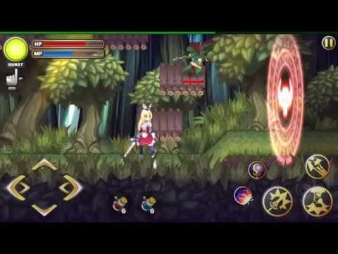 Arcane Soul - Android/IOS - Ellisa Act 1 Lv. 06 - Gameplay