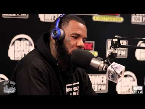 The Game Gives His Thoughts On G-Unit Reunion & 50 Cent