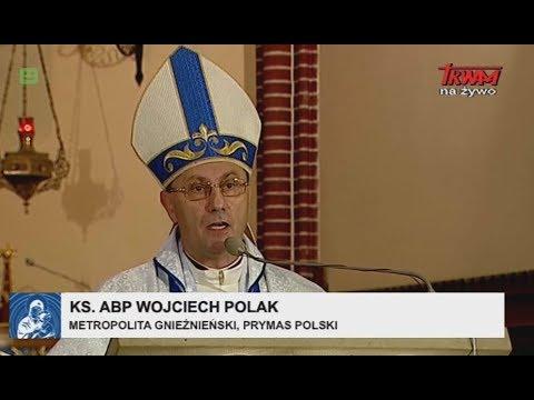 Homilia Ks. Abp. Wojciecha Polaka, Prymas Polski, Wygłoszona W Szczecinie