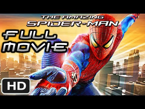 The Amazing Spider-man (video Game) - Full Movie [hd] Xbox 360 Ps3 Pc video