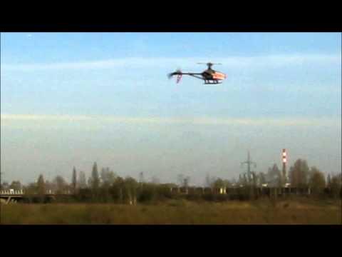 RC Vrtulník MJX F45 Vznášet Se V Oblacích 3