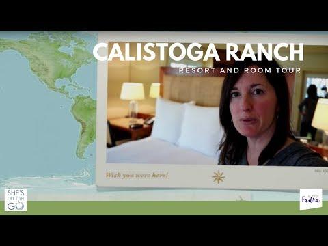 Calistoga Ranch - California trip with Volvo