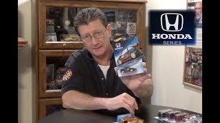 Hot Wheels Honda Series 2018