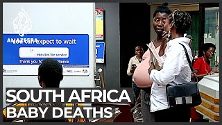South Africa baby deaths: Parents say hospital hiding information