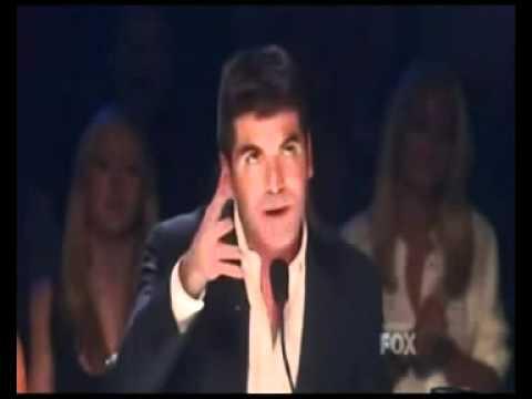 Nicole Scherzinger VS Simon Cowell   (X Factor US)