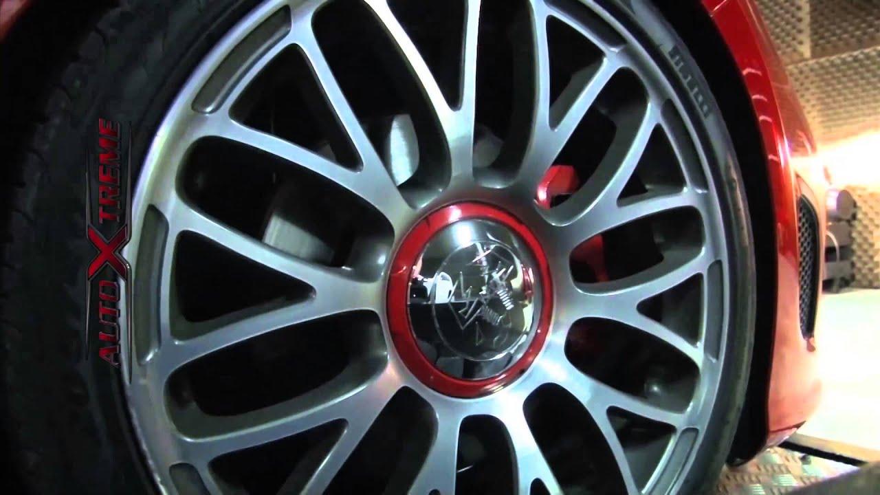 Chipracing Fiat 500 Abarth Audi Tt Rs Autoxtremetv Youtube
