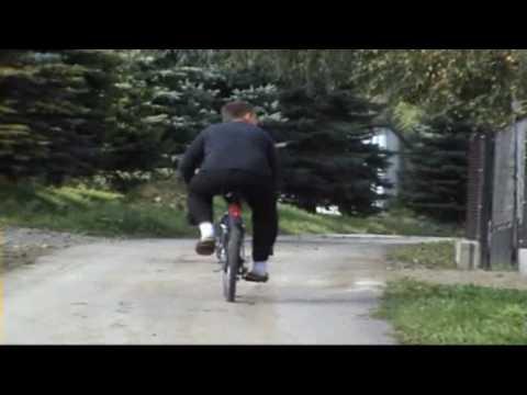 Rower z silnikiem 80 cm³