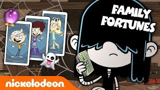 Lucy Loud's Family Fortunes 🥠 The Loud House | Nick