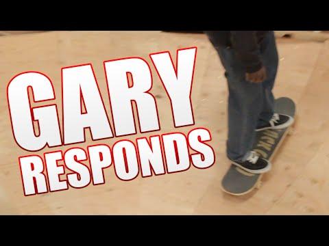 Gary Responds To Your SKATELINE Comments - Koston Kickflip, Cory Kennedy, Lil Wayne, Reynolds