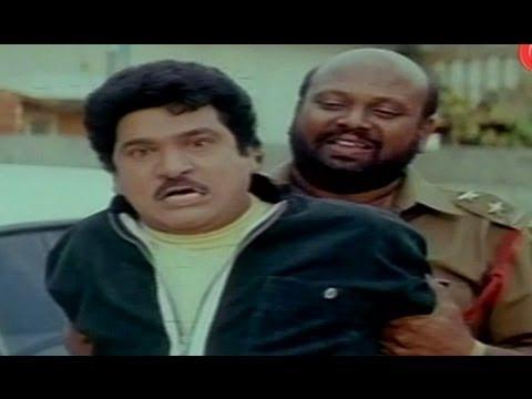 Rami Reddy & Babu Mohan Chasing Rajendra Prasad | Comedy Scene