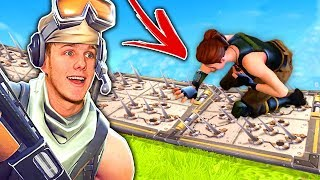 THE ULTIMATE TRAP! (Fortnite Battle Royale)