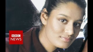 Shamima Begum IS teenager says losing UK citizenship unjust - BBC News