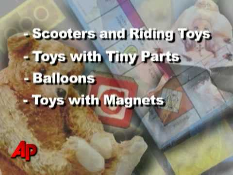 Toy Trouble: What to Worry About While Shopping