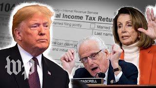 How Democrats plan to get Trump's tax returns in 2019