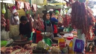 My Travel Around Cambodian Market, Food Compilations And Souvenir in Russian Market