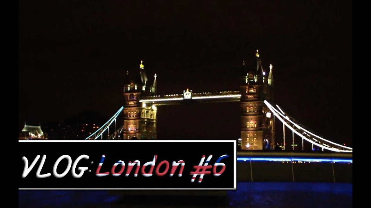 Vlog london d a 6 noche por londres youtube - Cena romantica en londres ...