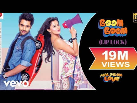 Boom Boom (Lip Lock) - Ajab Gazabb Love | Jackky Bhagnani | Mika Singh