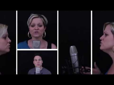 The Way You Make Me Feel - Acapella Cover - Jeannine Rossi (...