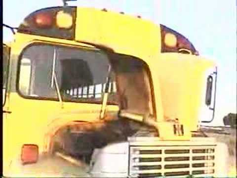 1978 International Loadstar 1700 Carpenter School Bus Pt.1