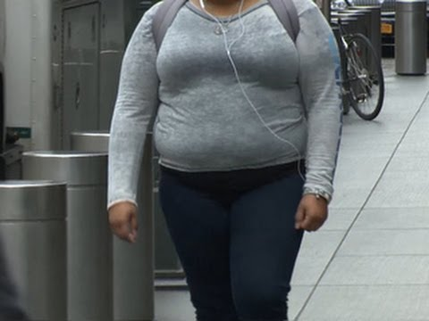 World obesity rate higher than ever
