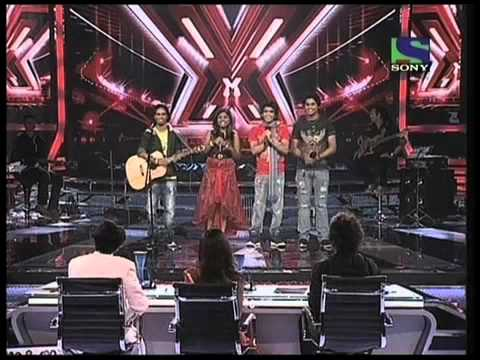 X Factor India - Nirmitee's Alluring Tujhse Naraz Nahi Zindagi- X Factor India - Episode 16 - 8th Jul 2011 video