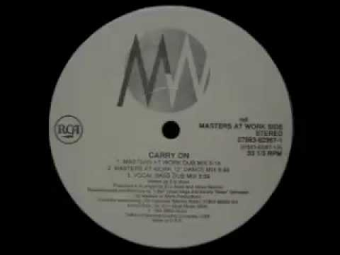 Martha Wash - Carry On (Vocal Bass Dub Mix)