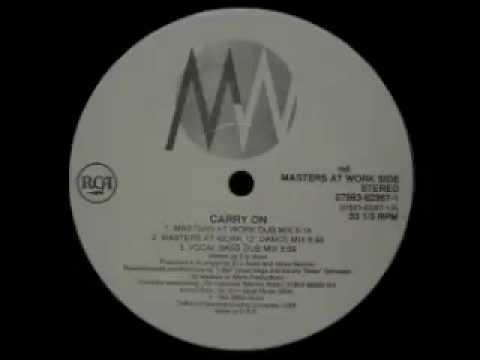 Martha Wash - Carry On (Vocal Bass Dub Mix)