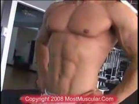 MostMuscular.Com - Bodybuilder Jaime Davila