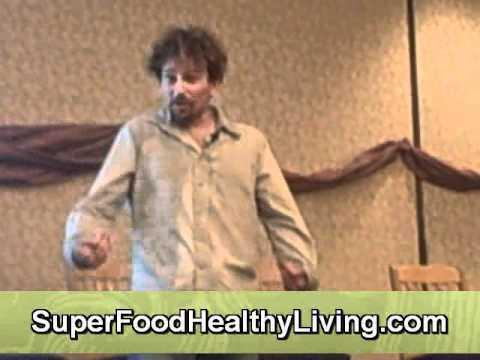 Green Superfoods -- Better Than A Multivitamin Part 5