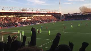 afc Bournemouth vs liverpool amazing comeback 4-3   4.12.16 !